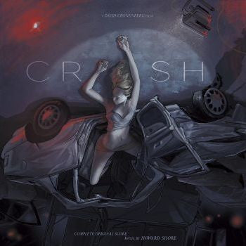 Howard Shore 'Crash' 2xLP