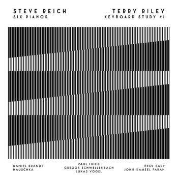 Steve Reich / Terry Riley 'Six Pianos / Keyboard Study #1' LP