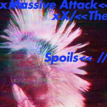 Massive Attack 'The Spoils' 12""
