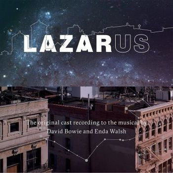 Various / David Bowie 'Lazarus (Original Cast Recording)' 3xLP