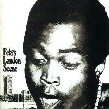 Fela Kuti 'London Scene' LP