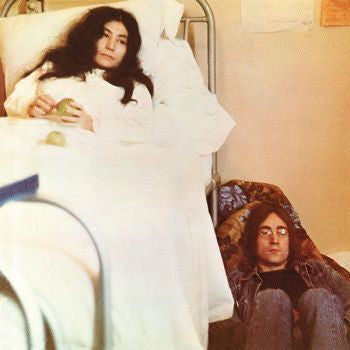 John Lennon / Yoko Ono 'Unfinished Music No.2: Left With Lions' LP