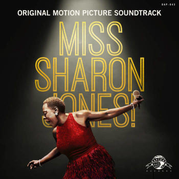 Sharon Jones & The Dap-Kings 'Miss Sharon Jones! Soundtrack 2xLP