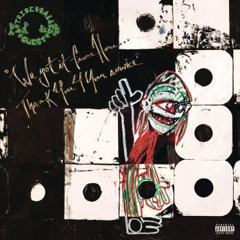 A Tribe Called Quest 'We Got It From Here... Thank You 4 Your Service' 2xLP