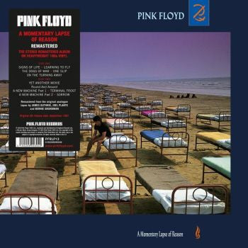 Pink Floyd 'A Momentary Lapse Of Reason' LP