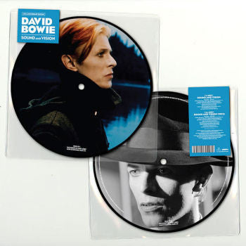 "David Bowie 'Sound and Vision' 40th Anniversary 7"" Picture Disc"