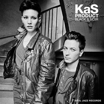 KaS Product 'Black & Noir - Mutant Synth-Punk from France 1980-83' LP