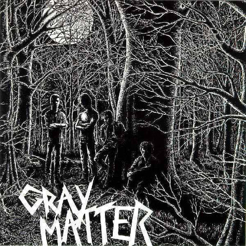 Gray Matter 'Food For Thought' LP