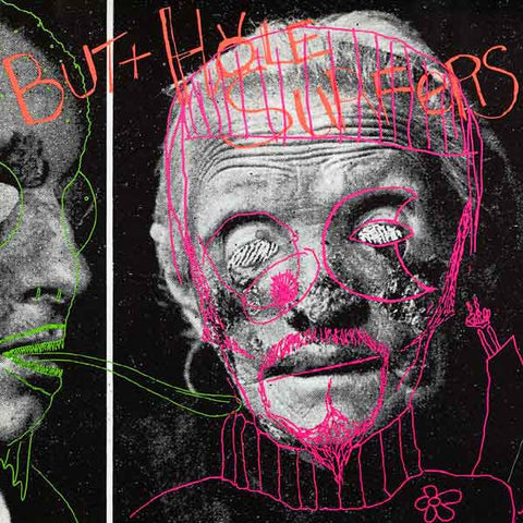 Butthole Surfers 'Psychic... Powerless... Another Man's Sac' LP