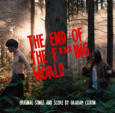 Graham Coxon 'The End Of The F***ing World' 2xLP
