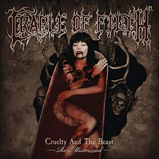 Cradle Of Filth 'Cruelty & The Beast: Re-Mistressed' 2xLP