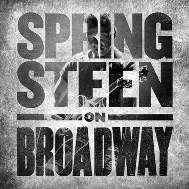 Bruce Springsteen 'Springsteen On Broadway' 4xLP