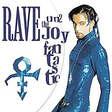 Prince 'Rave Un2 The Joy Fantastic' 2xLP