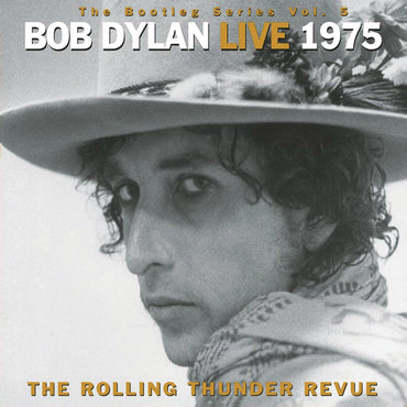 Bob Dylan 'Bootleg Series Volume 5: Live 1975 The Rolling Thunder Revue' 3xLP Box Set