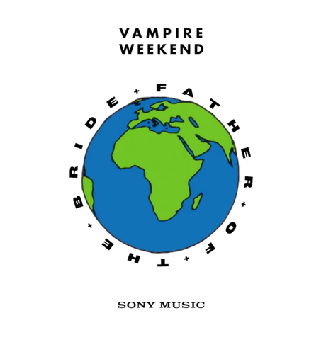 Vampire Weekend 'Father Of The Bride' 2xLP