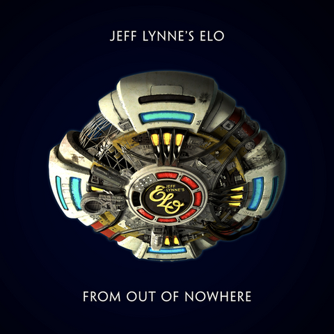Jeff Lynne's ELO 'From Out Of Nowhere' LP