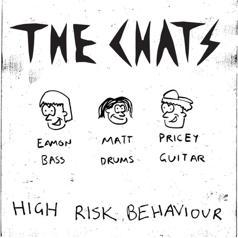 The Chats 'High Risk Behaviour' LP