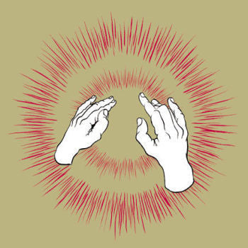 Godspeed You Black Emperor 'Lift Your Skinny Fists Like Antennas To Heaven' LP