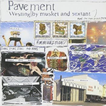 Pavement 'Westing (By Musking and Sextant)' LP