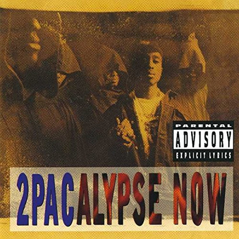 2Pac '2Pacalypse Now' 2xLP