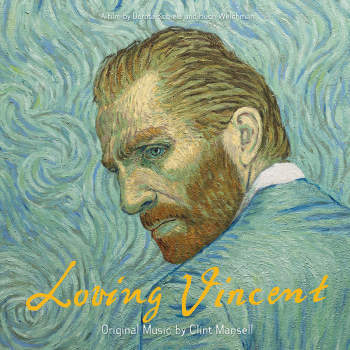 Clint Mansell 'Loving Vincent (Original Motion Picture Soundtrack)' LP