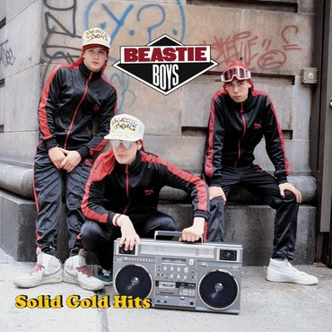 Beastie Boys 'Solid Gold Hits' 2xLP