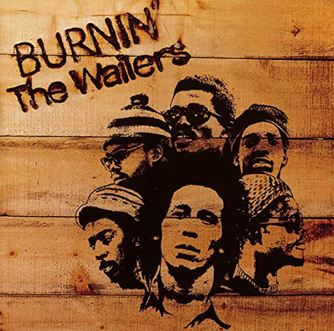 Bob Marley & The Wailers 'Burnin' (Half-Speed Master)' LP
