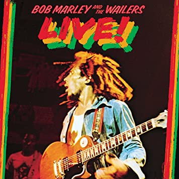 Bob Marley & The Wailers 'Live! (Half-Speed Master)' LP