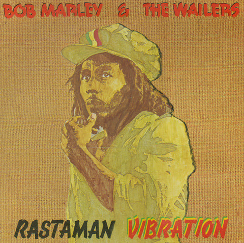 Bob Marley & The Wailers 'Rastaman Vibration (Half-Speed Master)' LP