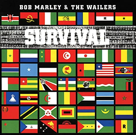 Bob Marley & The Wailers 'Survival (Half-Speed Master)' LP
