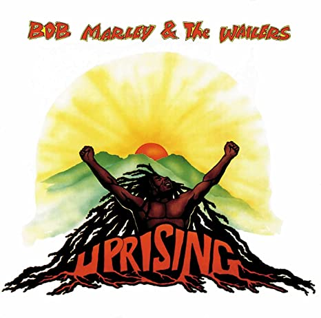Bob Marley & The Wailers 'Uprising (Half-Speed Master)' LP