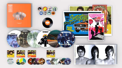 Supergrass 'The Strange One: 1994-2008' Box Set