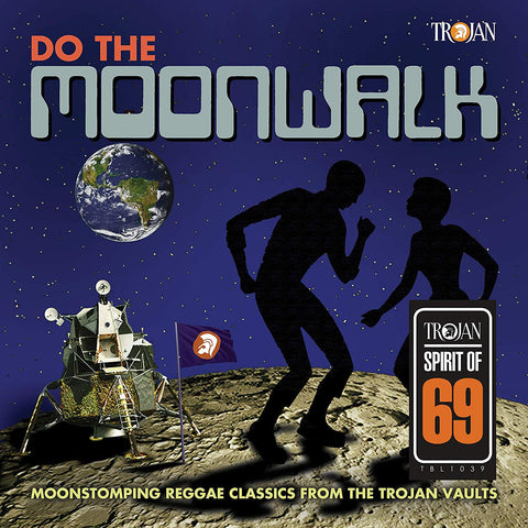 Various 'Do The Moonwalk' LP