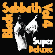 Black Sabbath 'Vol 4 - Super Deluxe' 5xLP Box Set