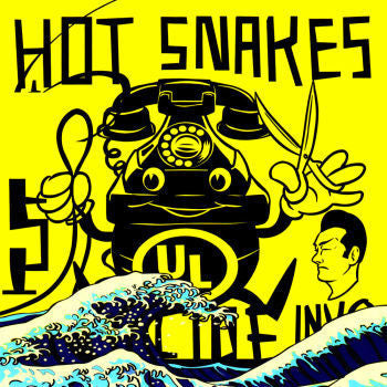Hot Snakes 'Suicide Invoice' LP