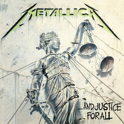 Metallica '...And Justice For All' 2xLP