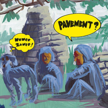 Pavement 'Wowee Zowee!' 2xLP