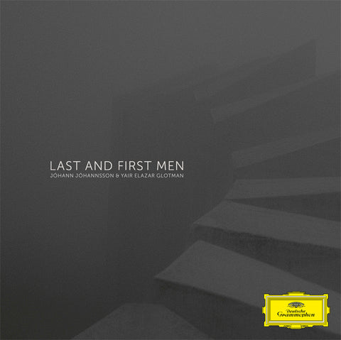 Johann Johannsson 'Last and First Men' 2xLP + Blu Ray