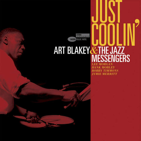 Art Blakey & The Jazz Messengers 'Just Coolin'' LP