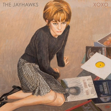 The Jayhawks 'XOXO' LP