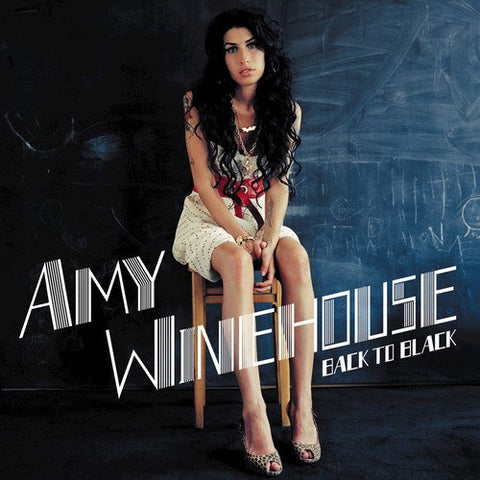 Amy Winehouse 'Back To Black' 2xLP