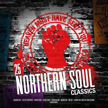 Various 'Heaven Must Have Sent You - 25 Northen Soul Classics' 2xLP