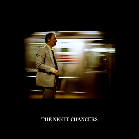 Baxter Dury 'The Night Chancers' LP