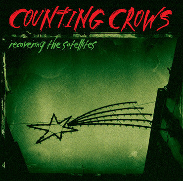 Counting Crows 'Recovering The Satellites' 2xLP