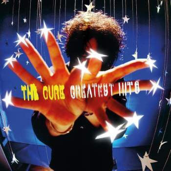 The Cure 'Greatest Hits' 2xLP