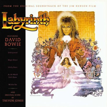 David Bowie / Trevor Jones 'Labyrinth' LP