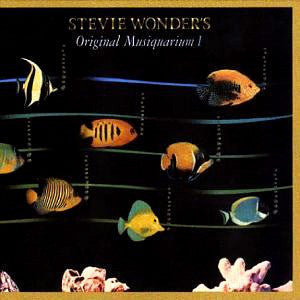 Stevie Wonder 'Original Musiquarium I' 2xLP