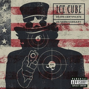 Ice Cube 'Death Certificate (25th Anniversary)' 2xLP