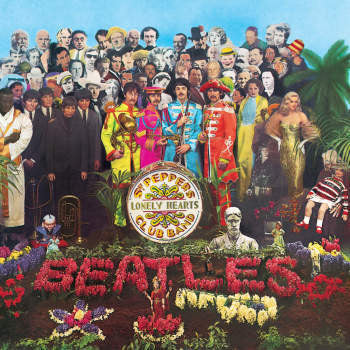 The Beatles 'Sgt. Pepper's Lonely Heart Club Band' 2xLP / Super Deluxe Box Set (Anniversary Edition)