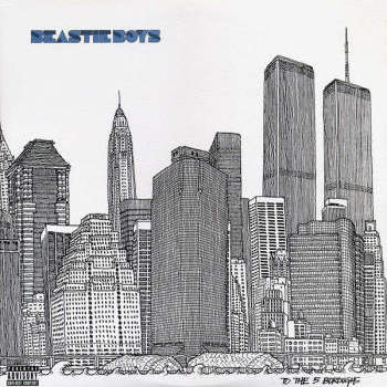 Beastie Boys 'To The 5 Boroughs' 2xLP